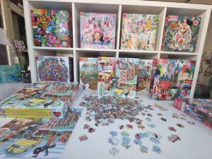 Zwuggeli Spielwaren Casulli - Eeboo-Puzzles